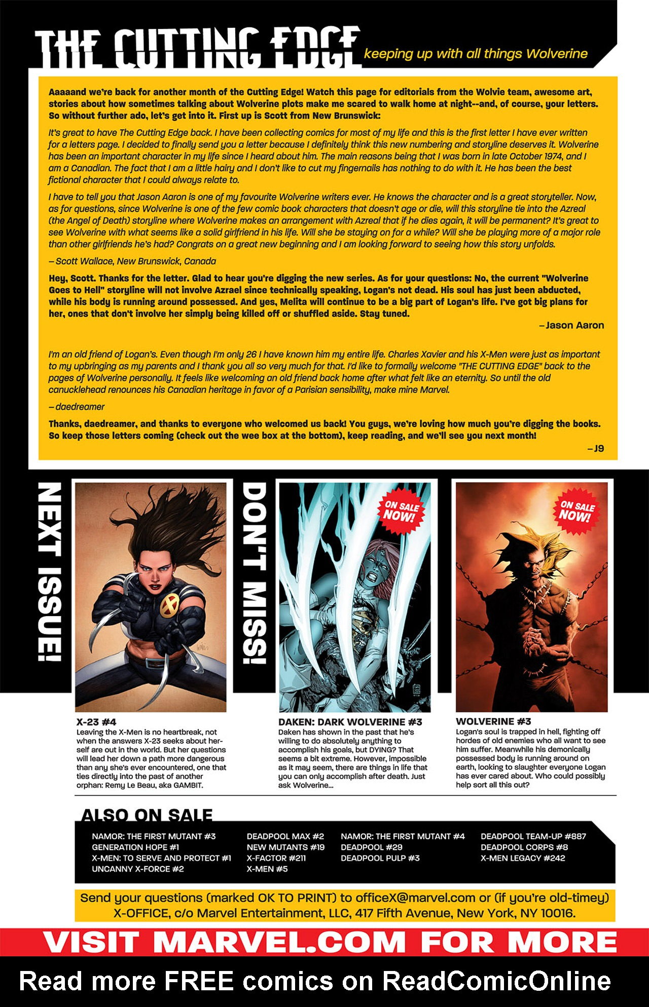 Read online X-23 (2010) comic -  Issue #3 - 24