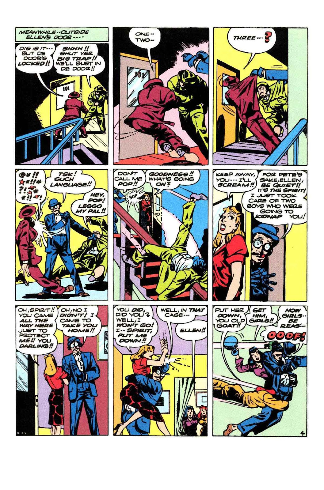 Read online Will Eisner's The Spirit Archives comic -  Issue # TPB 3 (Part 2) - 65