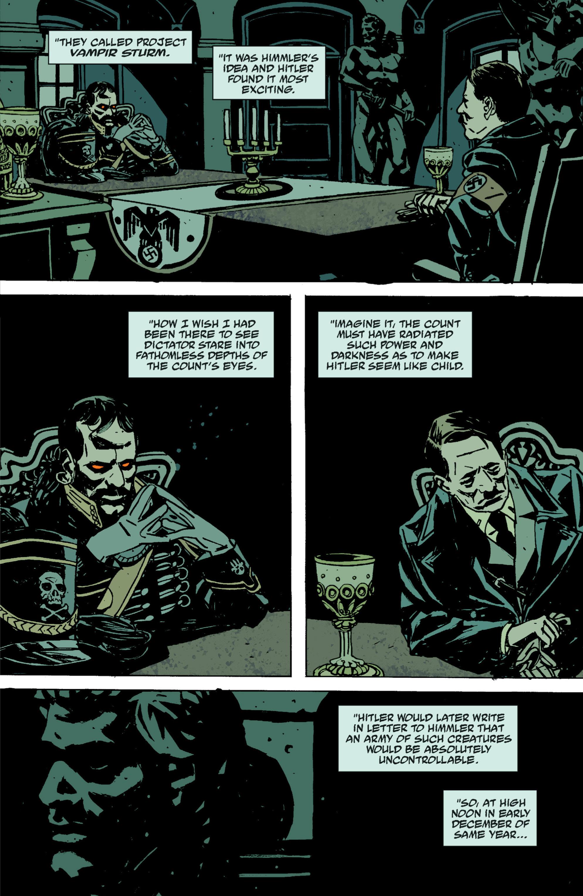 Read online B.P.R.D. (2003) comic -  Issue # TPB 9 - 52