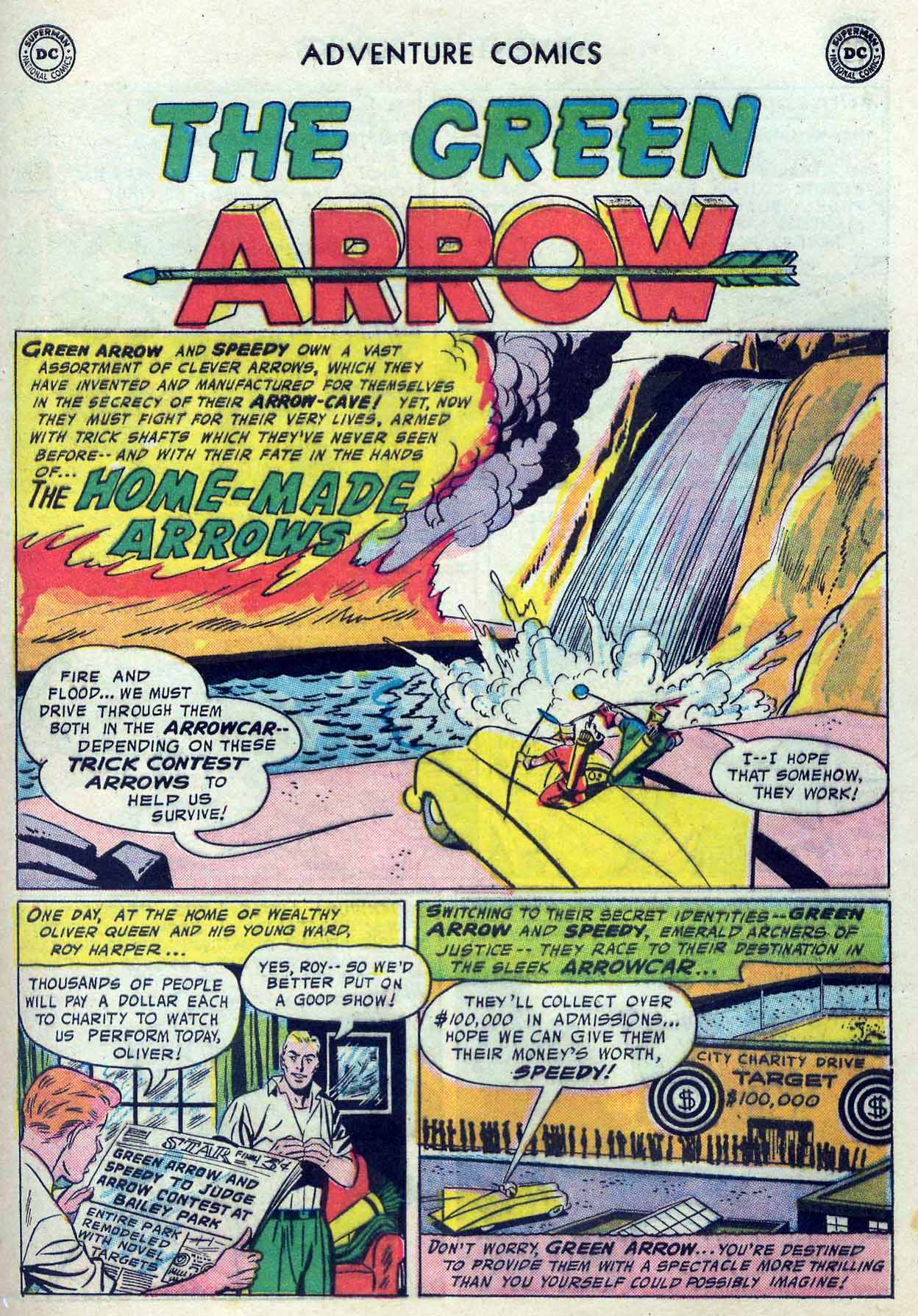 Read online Adventure Comics (1938) comic -  Issue #237 - 27