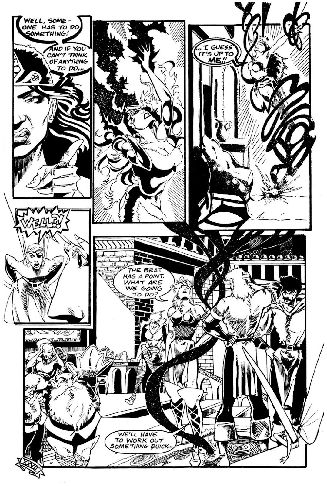 The Realm (1986) issue 20 - Page 31