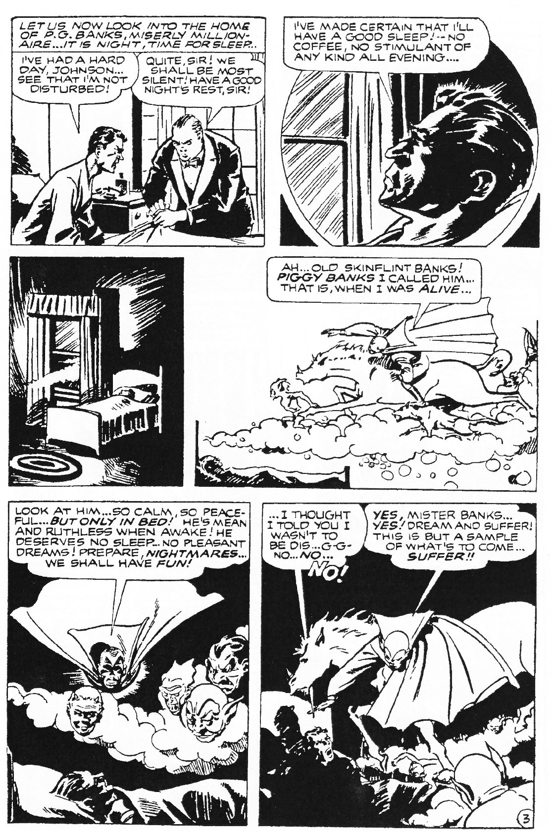 Read online Men of Mystery Comics comic -  Issue #72 - 5