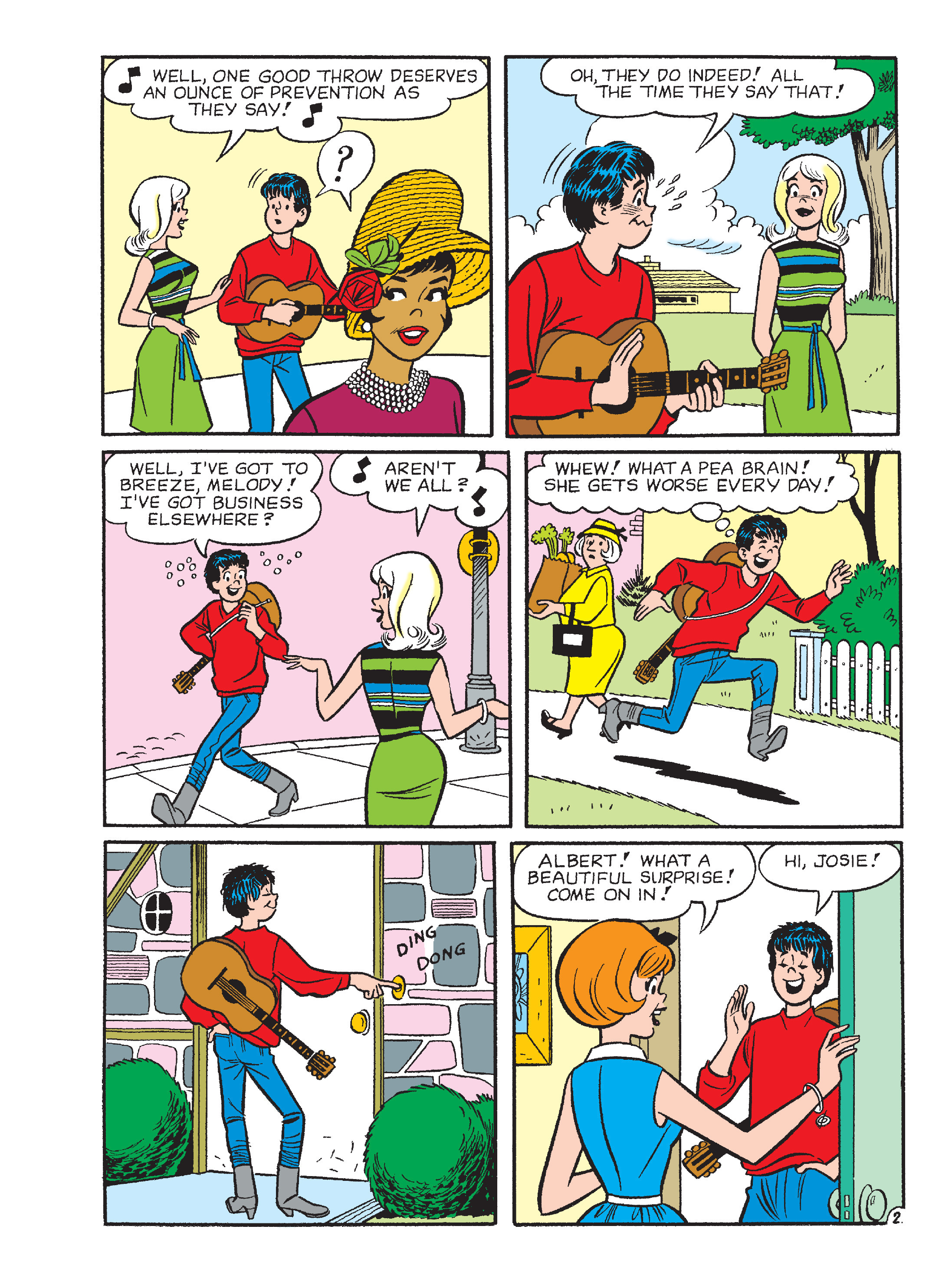 Read online World of Archie Double Digest comic -  Issue #64 - 53