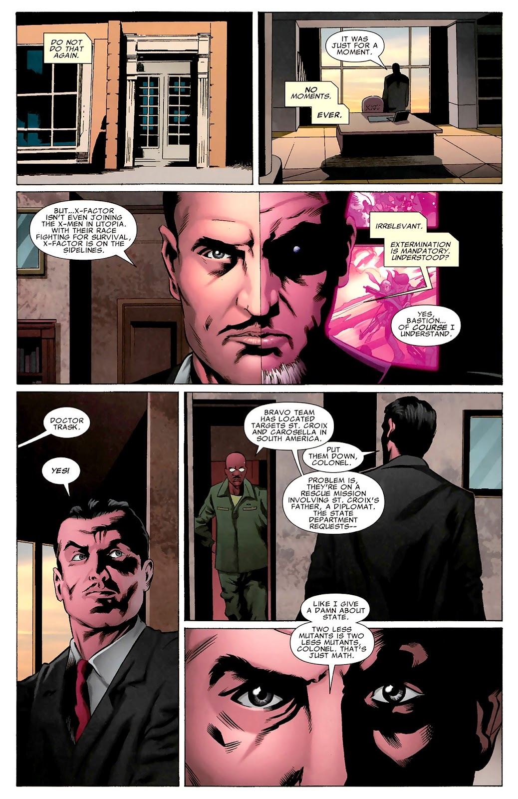 Read online X-Men: Second Coming Revelations comic -  Issue # TPB (Part 2) - 64