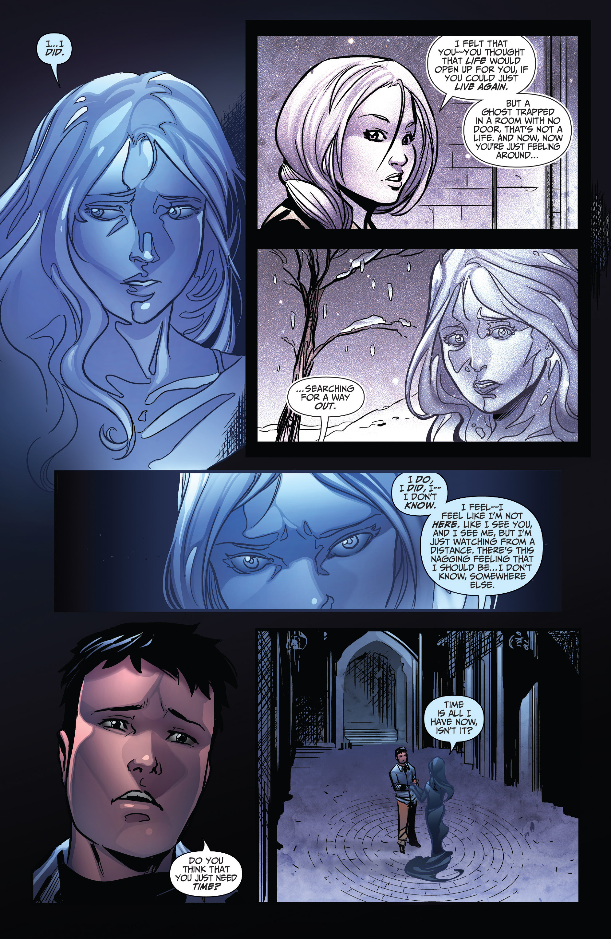 Read online Grimm Fairy Tales: Arcane Acre comic -  Issue # TPB 4 - 48
