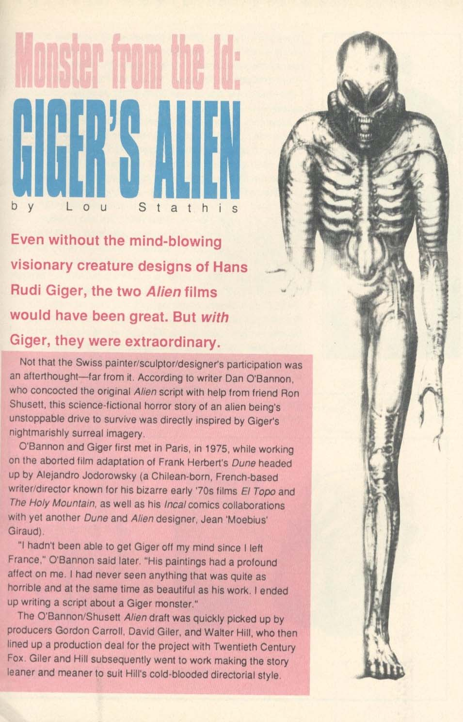 Read online Aliens (1989) comic -  Issue #3 - 28