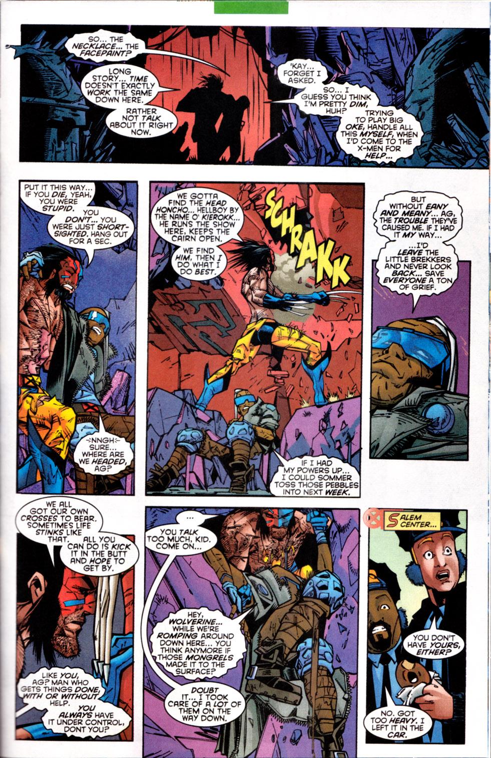 X-Men (1991) 75 Page 24