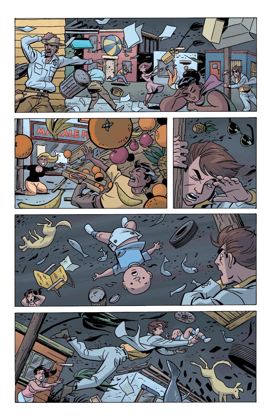 Read online The Twilight Children comic -  Issue #1 - 25