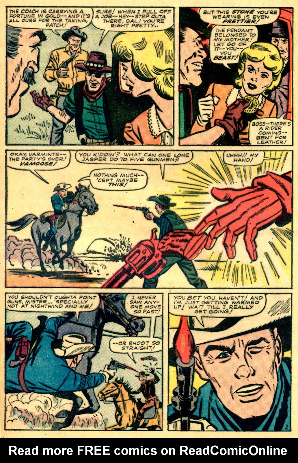 The Rawhide Kid (1955) issue 43 - Page 4