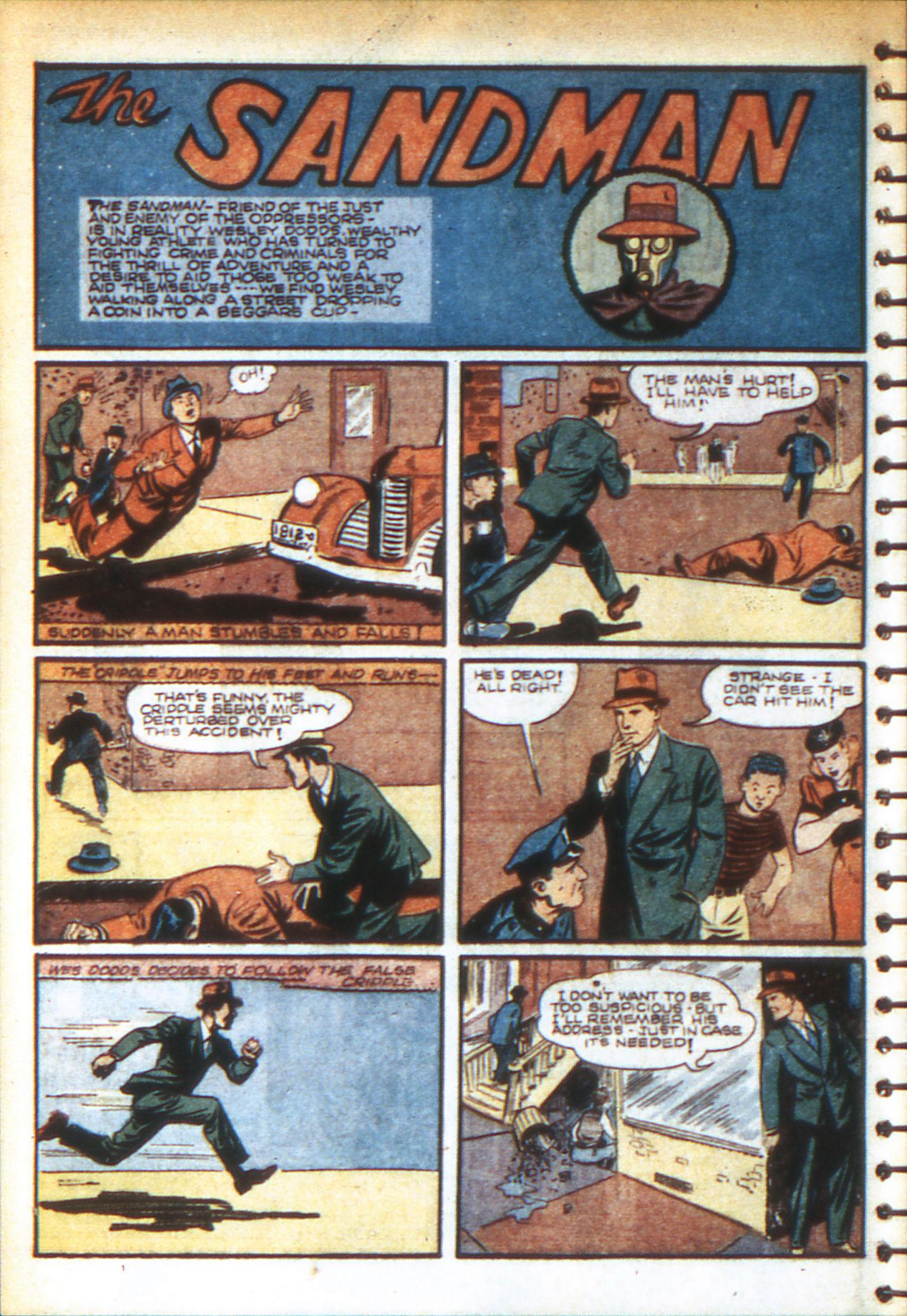 Read online Adventure Comics (1938) comic -  Issue #49 - 24