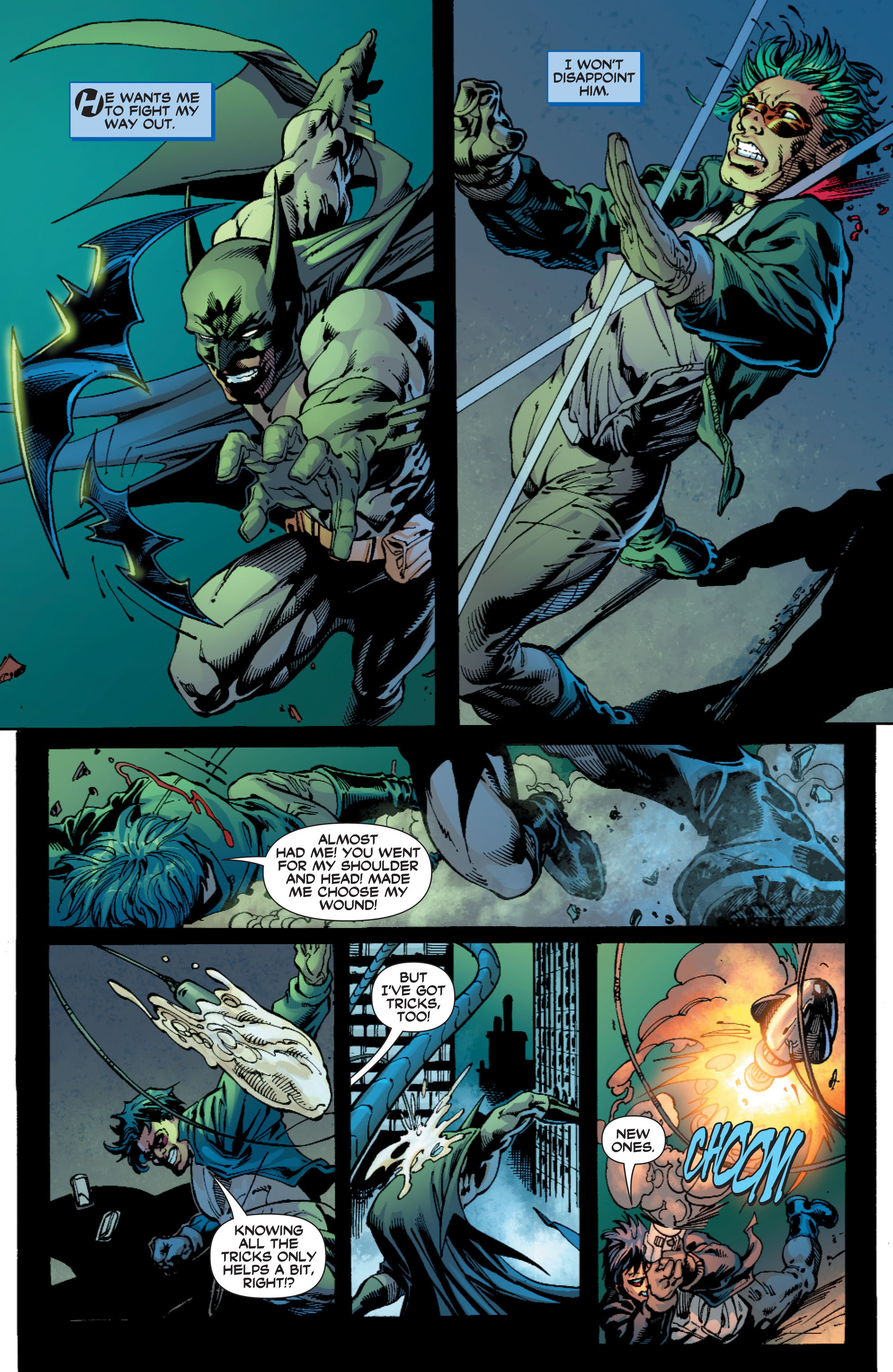 Read online Batman: Under The Red Hood comic -  Issue # Full - 298
