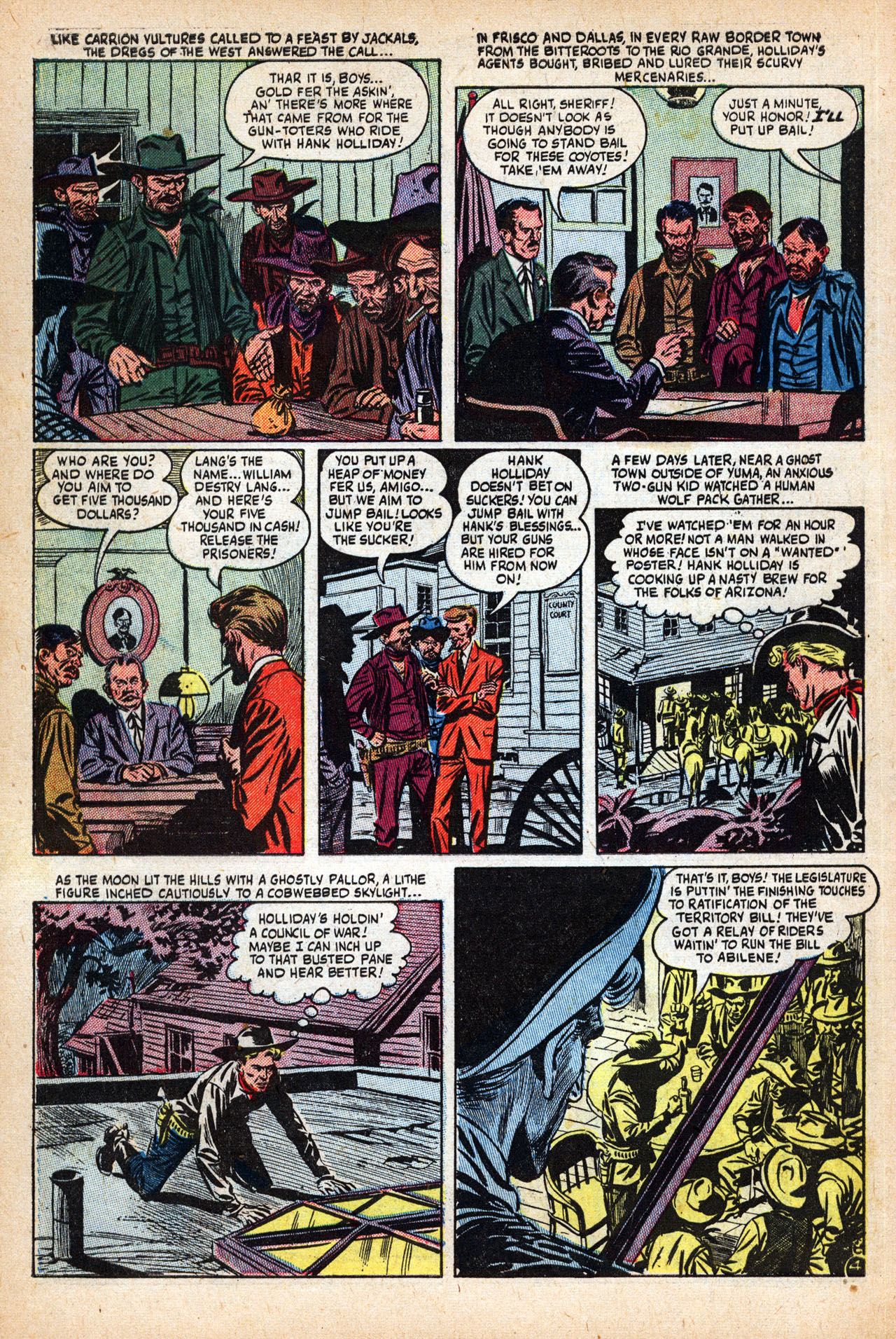 Read online Two-Gun Kid comic -  Issue #14 - 30