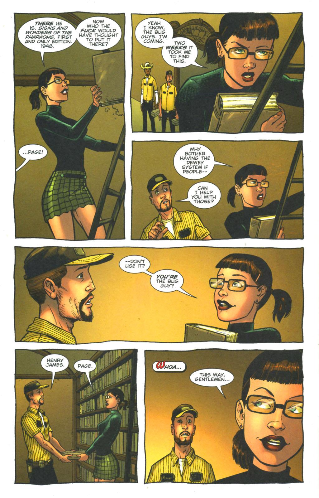 Read online The Exterminators comic -  Issue #6 - 9