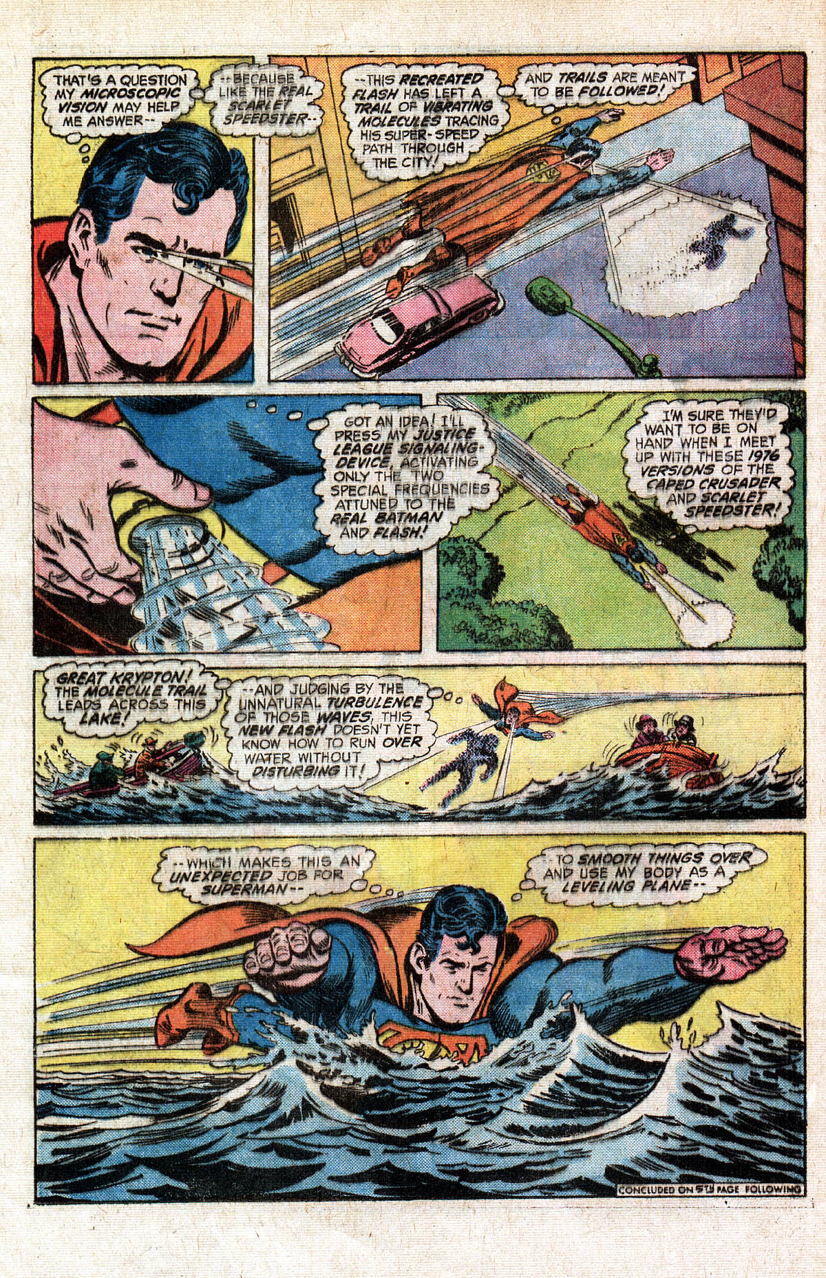 Read online Action Comics (1938) comic -  Issue #464 - 16