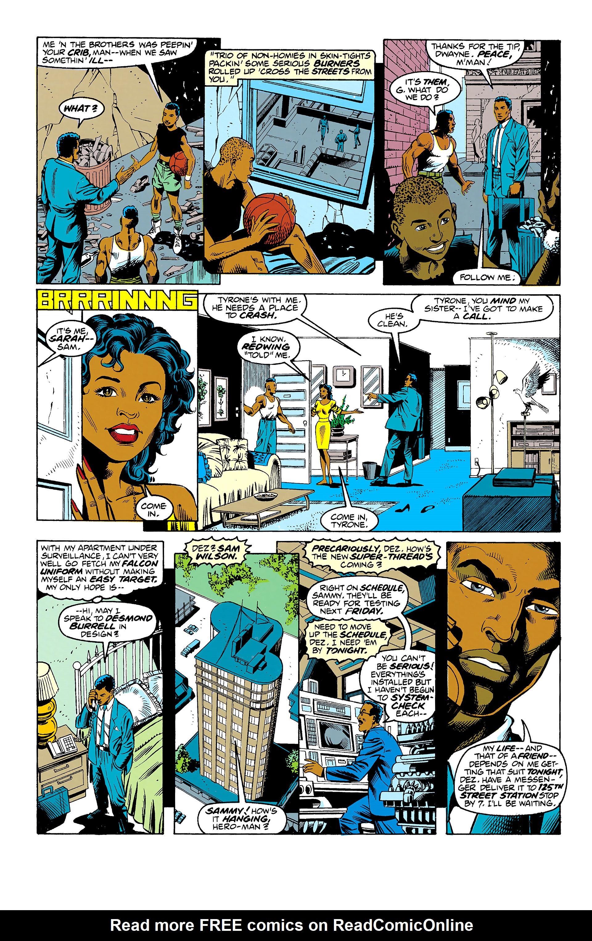 Read online Captain America (1968) comic -  Issue # _Annual 11 - 35