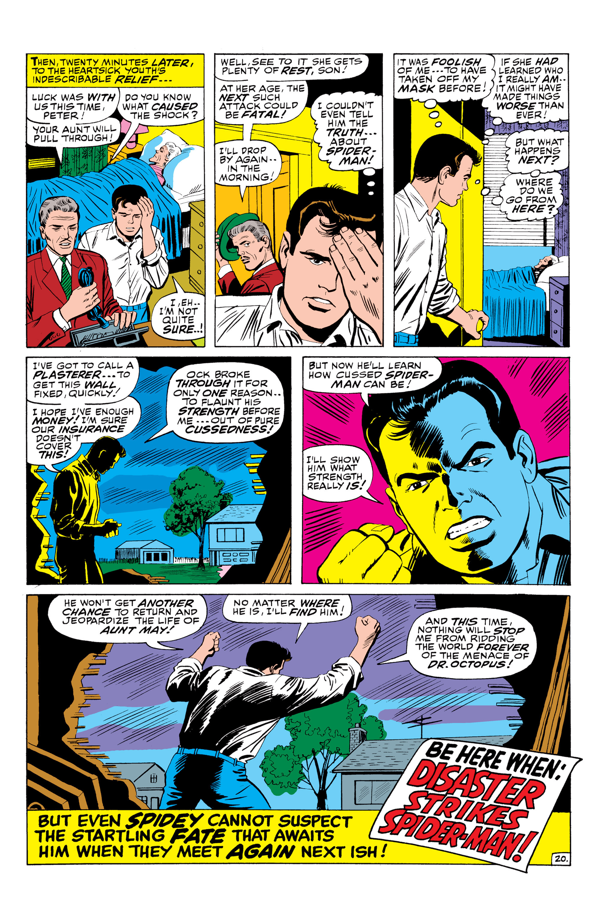 The Amazing Spider-Man (1963) 54 Page 20