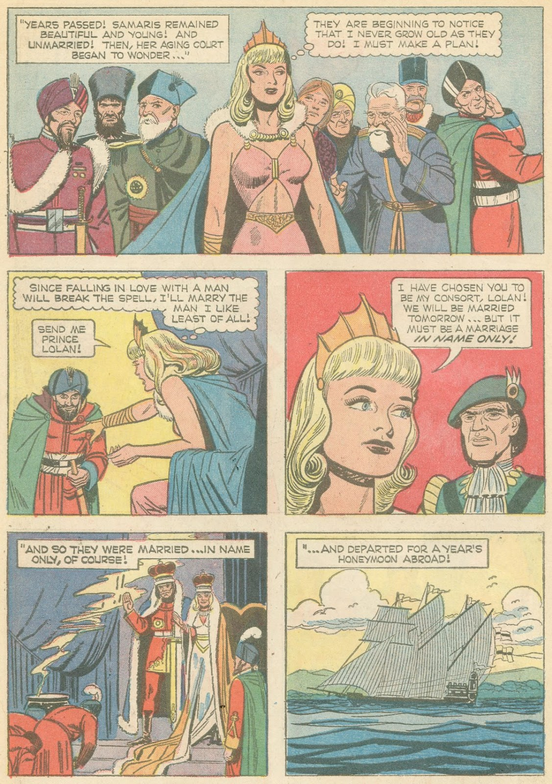 The Phantom (1962) issue 17 - Page 6