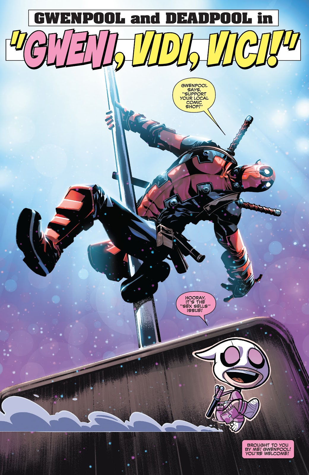 Gwenpool Strikes Back issue _TPB - Page 29