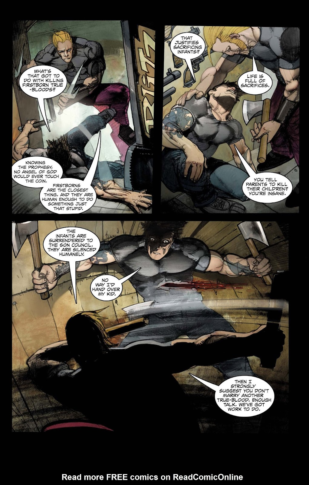 13 Coins issue TPB - Page 65