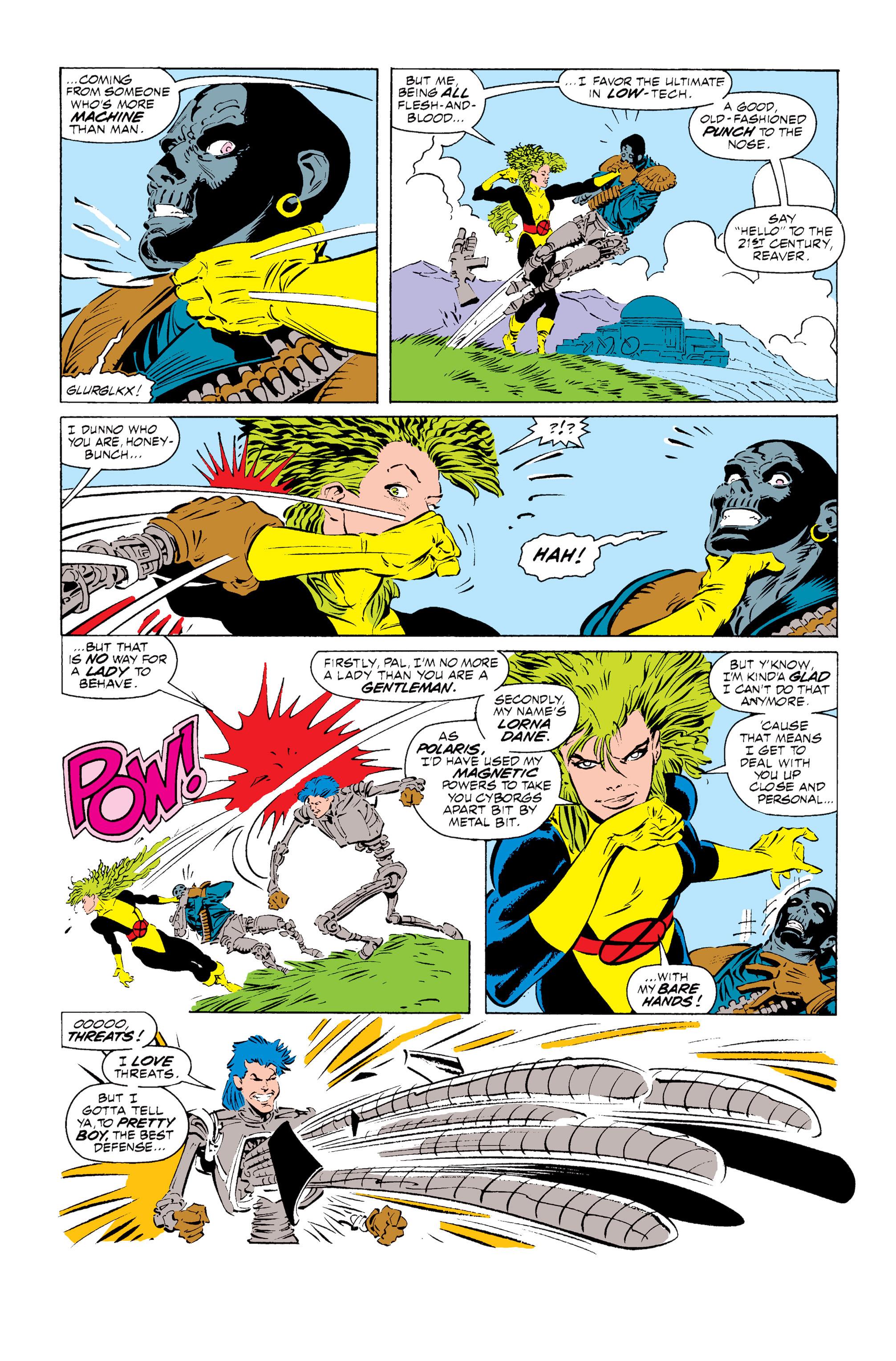 Read online Uncanny X-Men (1963) comic -  Issue #255 - 4