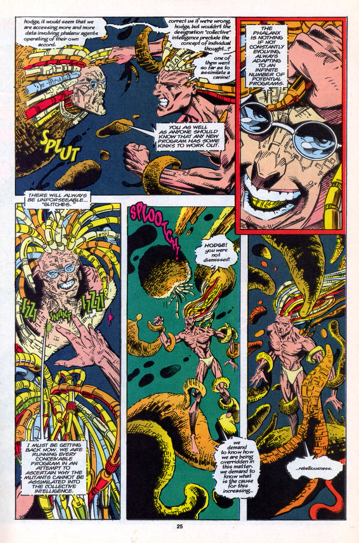 Read online X-Factor (1986) comic -  Issue #106 - 27