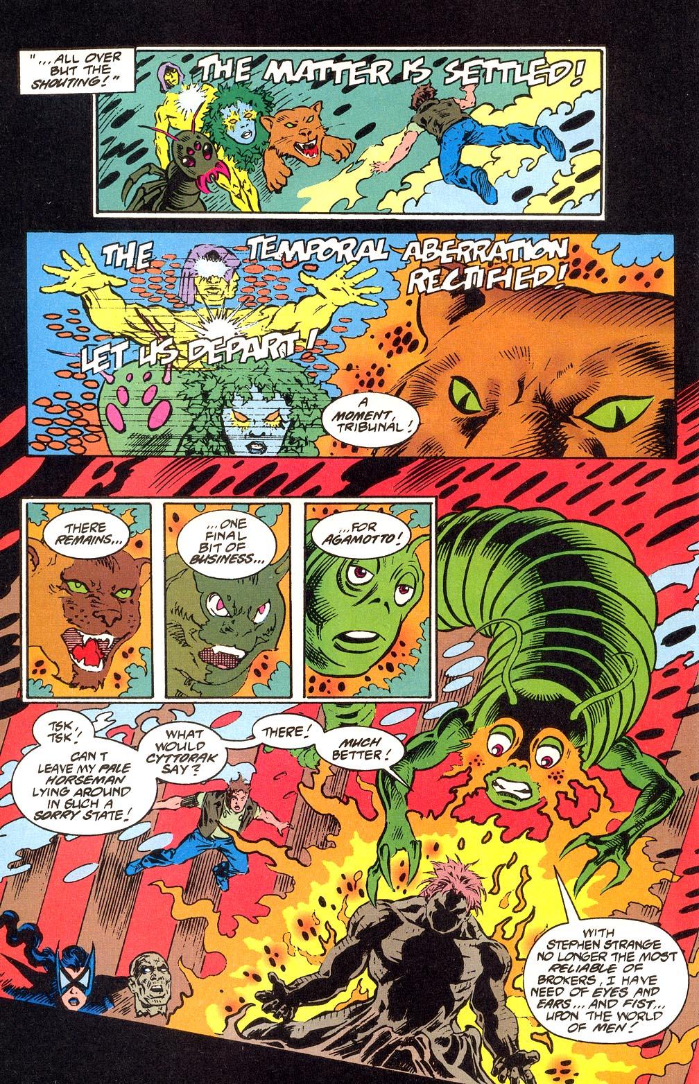 Read online Secret Defenders comic -  Issue #25 - 32