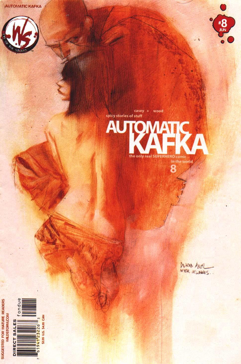 Automatic Kafka 8 Page 1