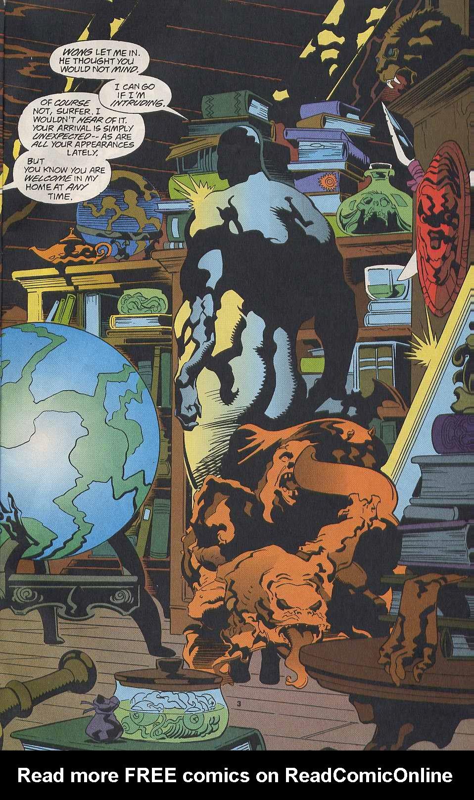 Read online Secret Defenders comic -  Issue #9 - 4