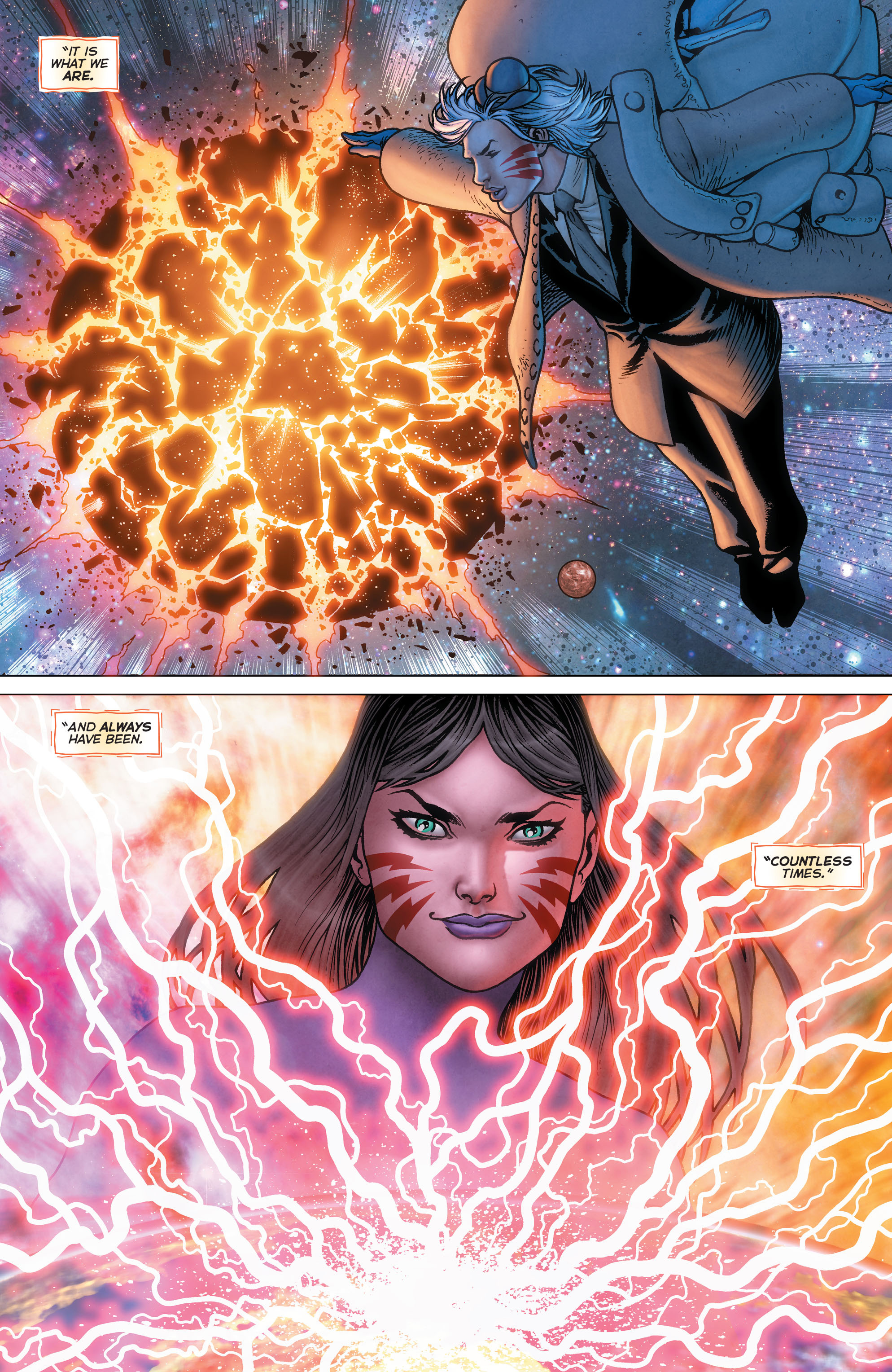 Read online Trinity of Sin: Pandora: Futures End comic -  Issue # Full - 15