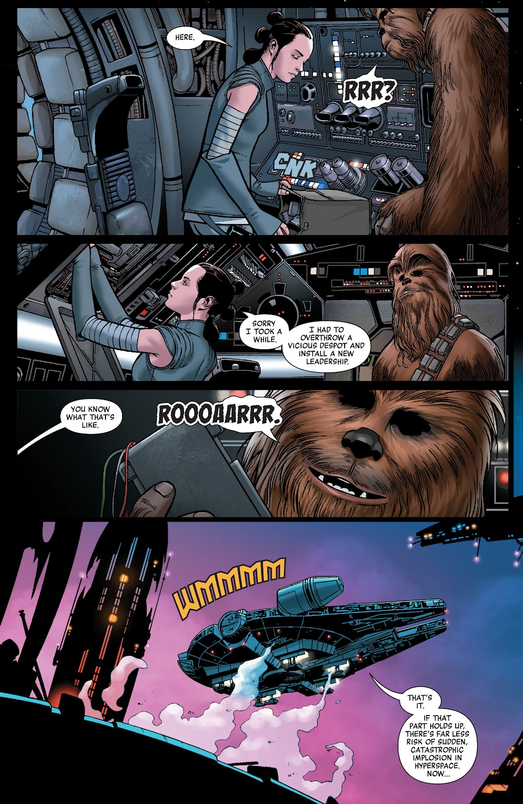 Read online Star Wars: Age of Republic: Heroes comic -  Issue # TPB - 87