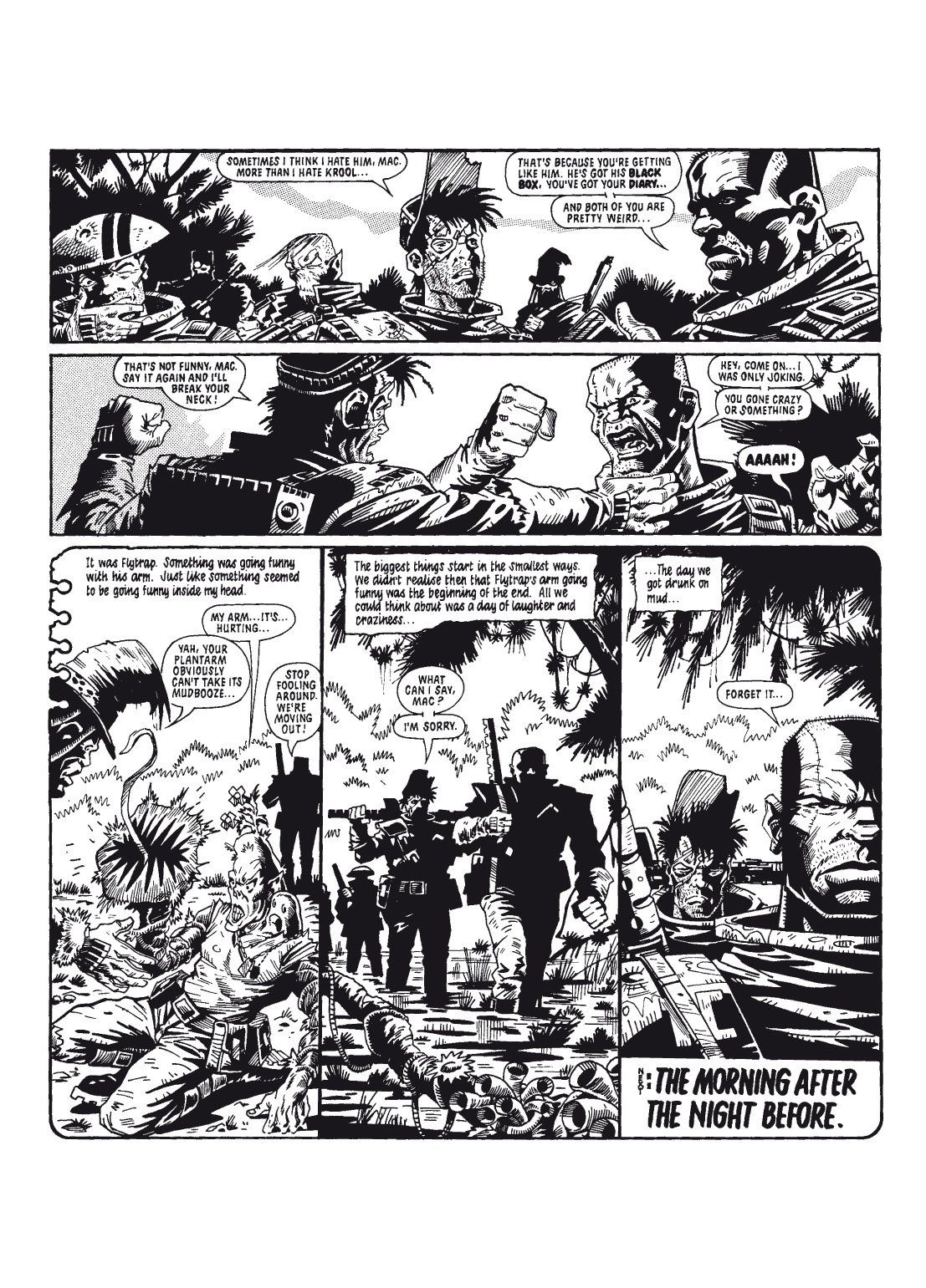 Read online The Complete Bad Company comic -  Issue # TPB - 85