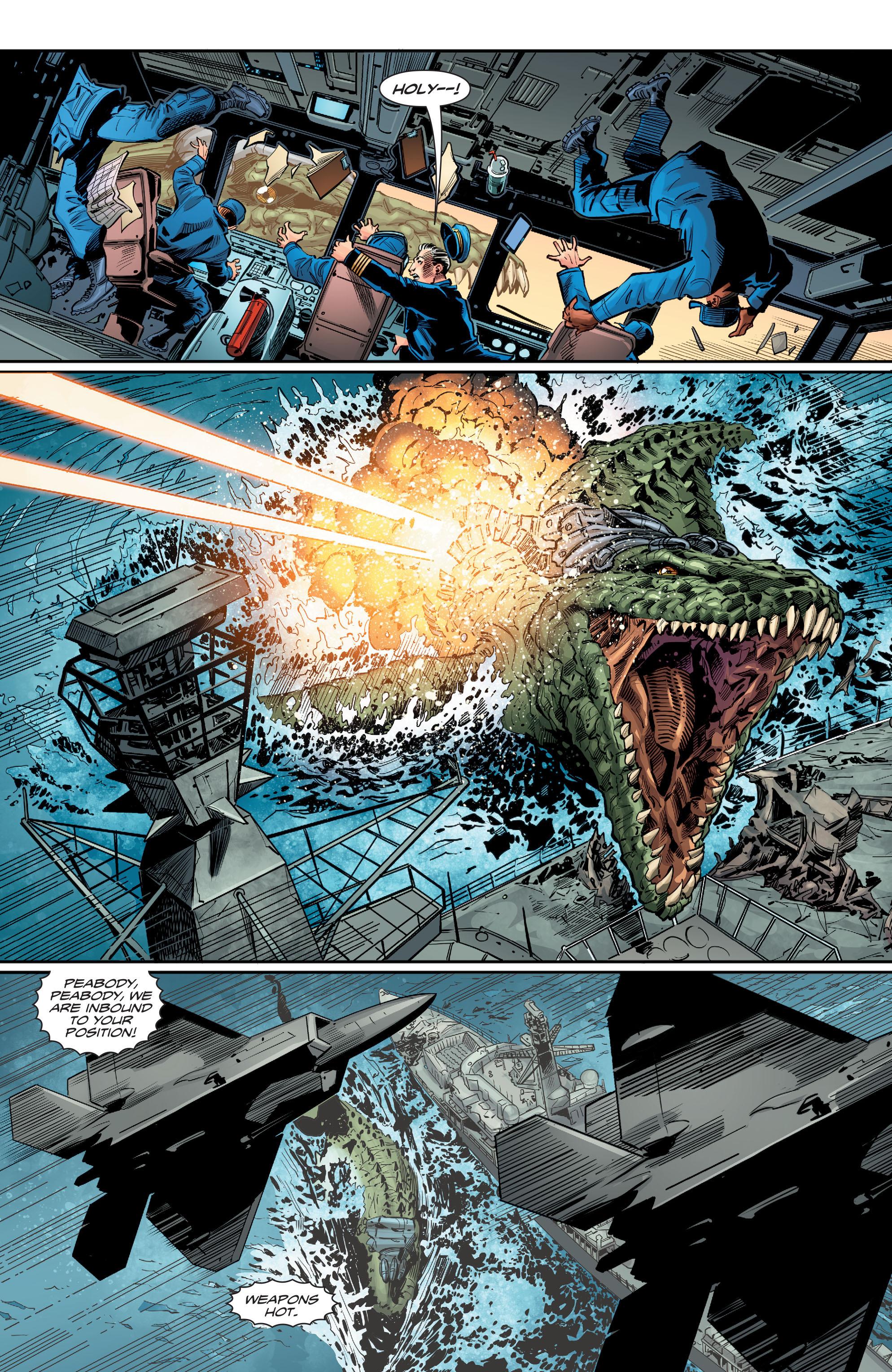Read online Aquaman (2016) comic -  Issue #12 - 18