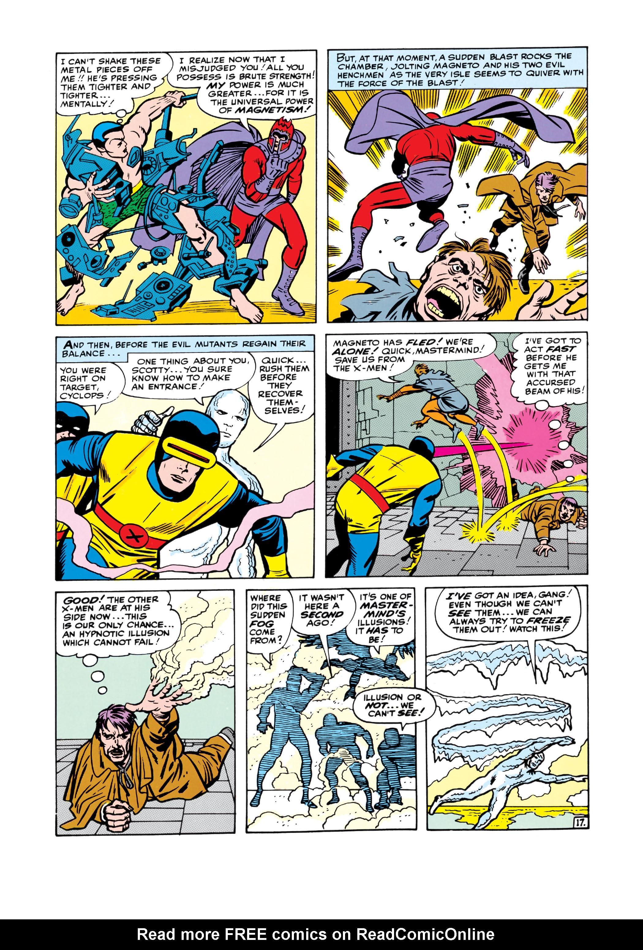 Uncanny X-Men (1963) 6 Page 17