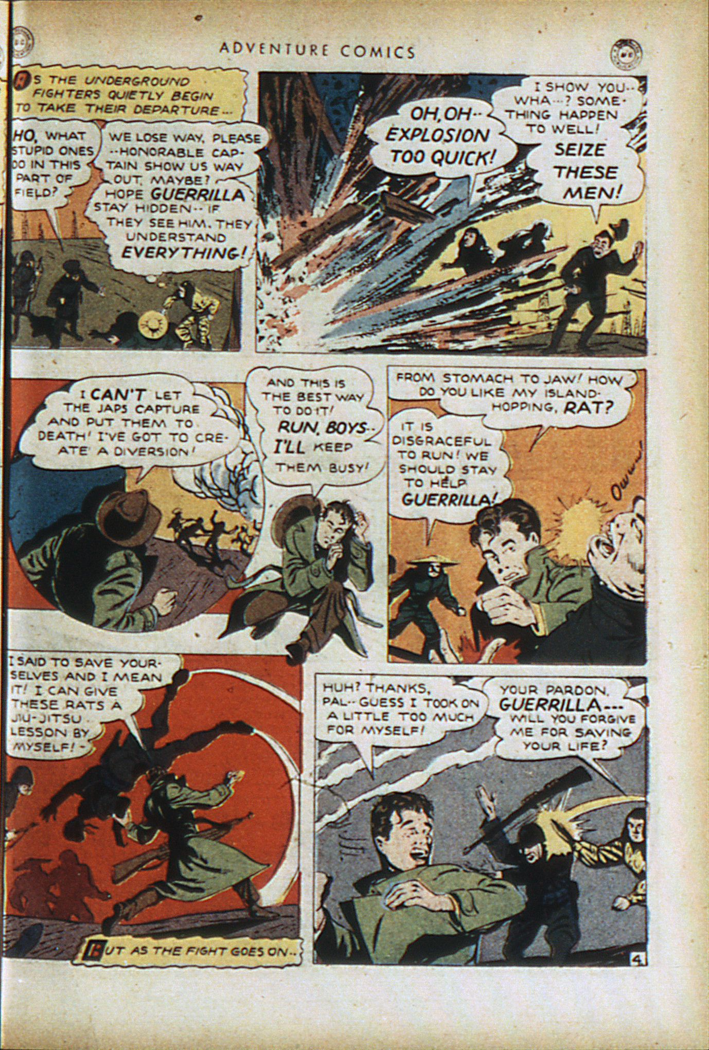 Read online Adventure Comics (1938) comic -  Issue #95 - 46