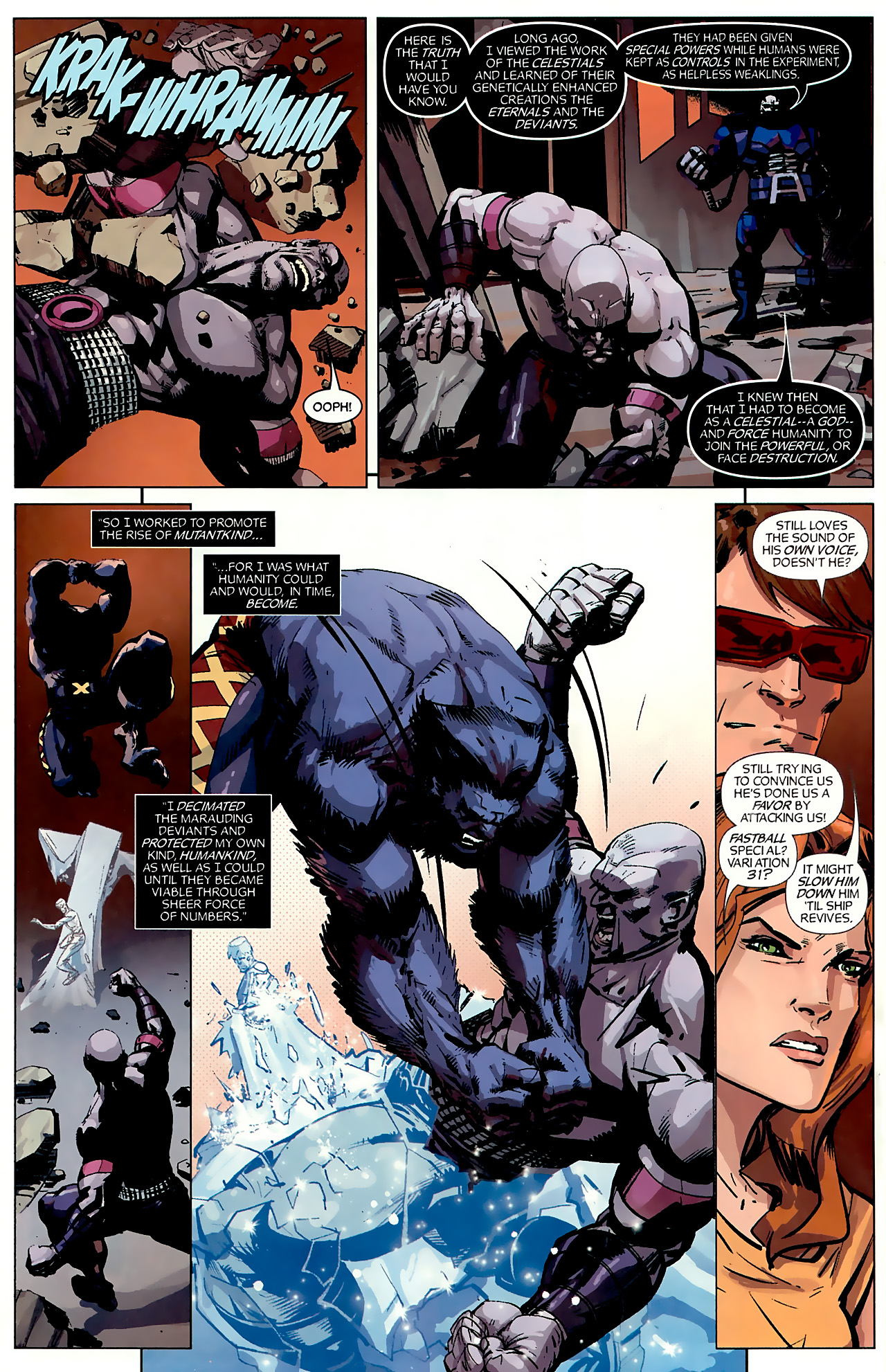 Read online X-Factor Forever comic -  Issue #3 - 13