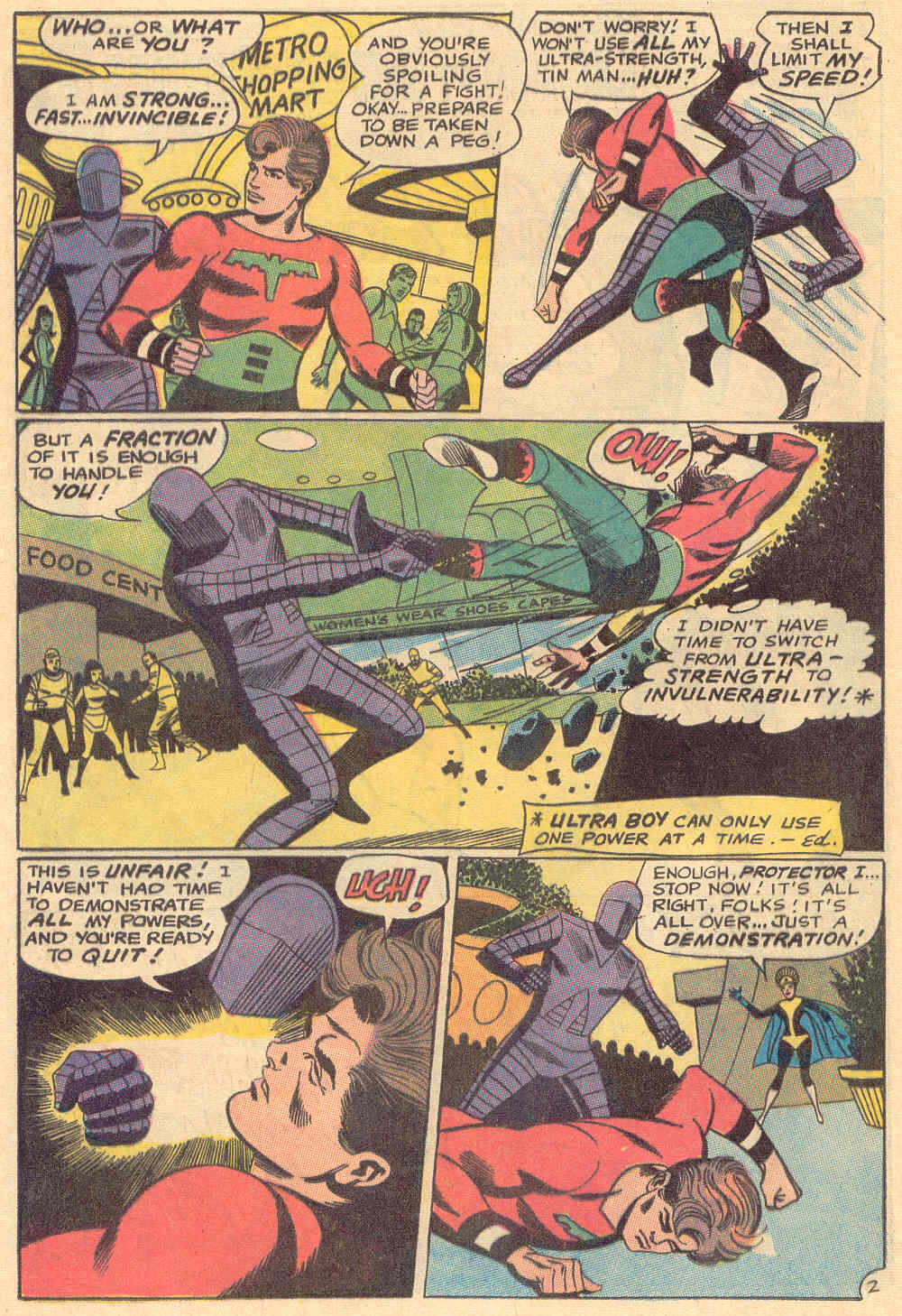 Read online Action Comics (1938) comic -  Issue #382 - 24