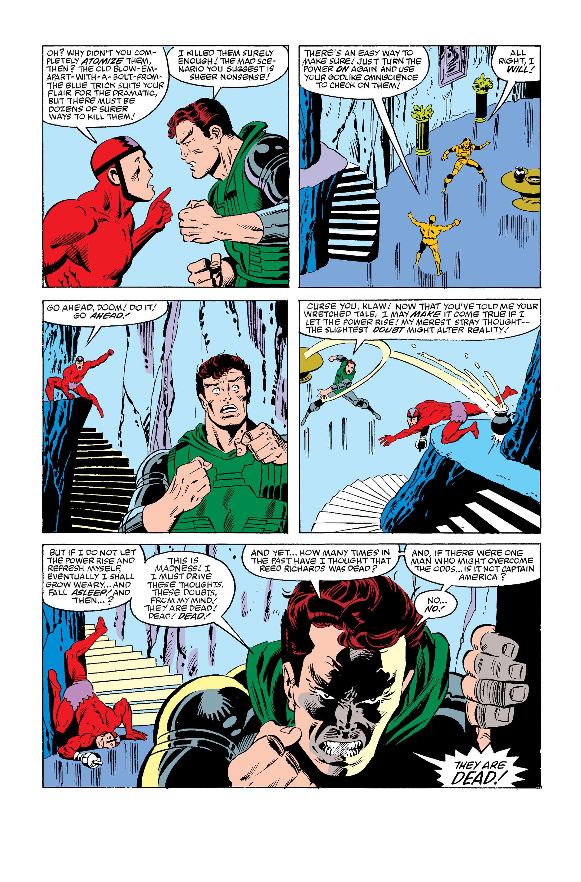 Read online Secret Wars (1985) comic -  Issue #12 - 18