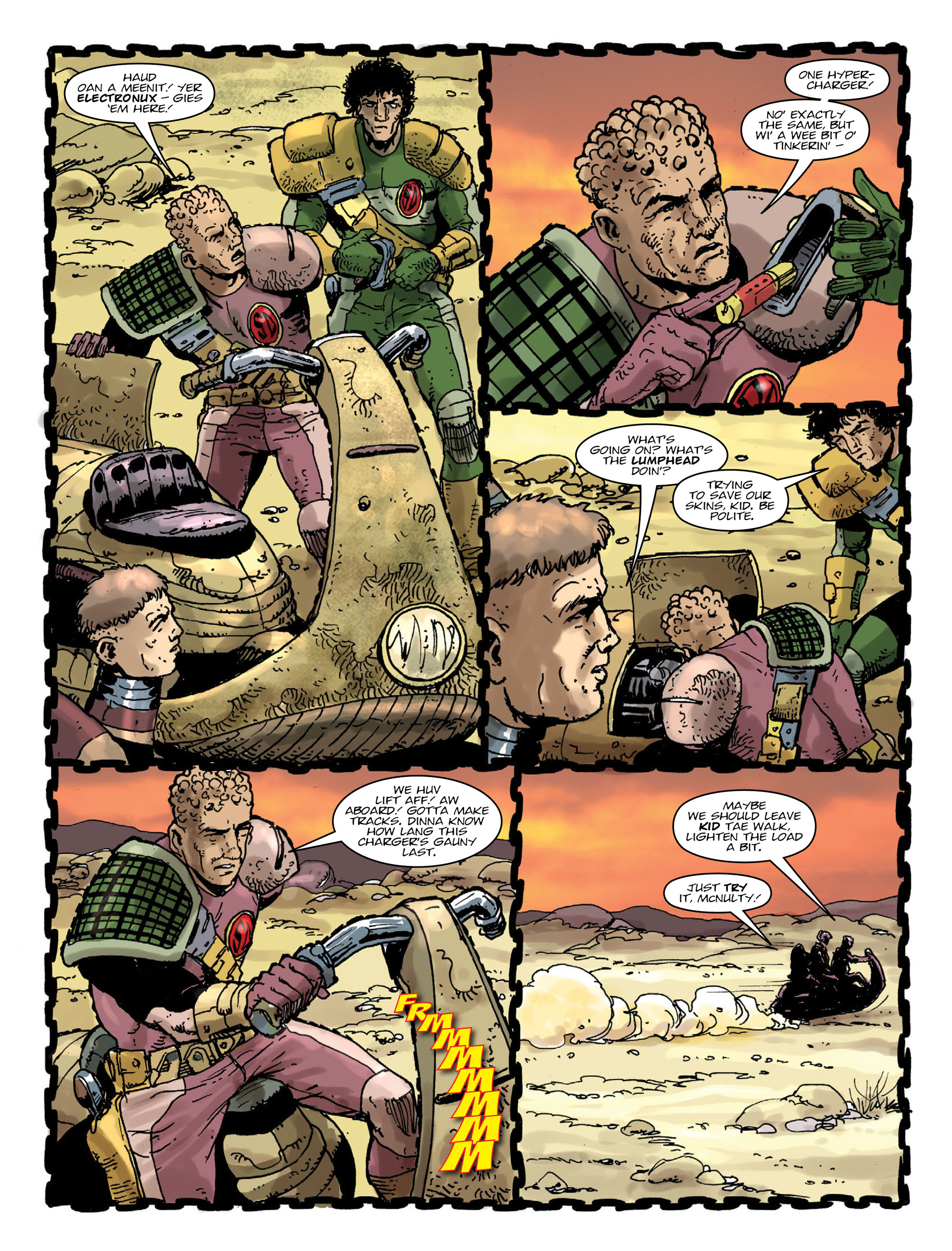 Read online 2000 AD comic -  Issue #2000 - 10