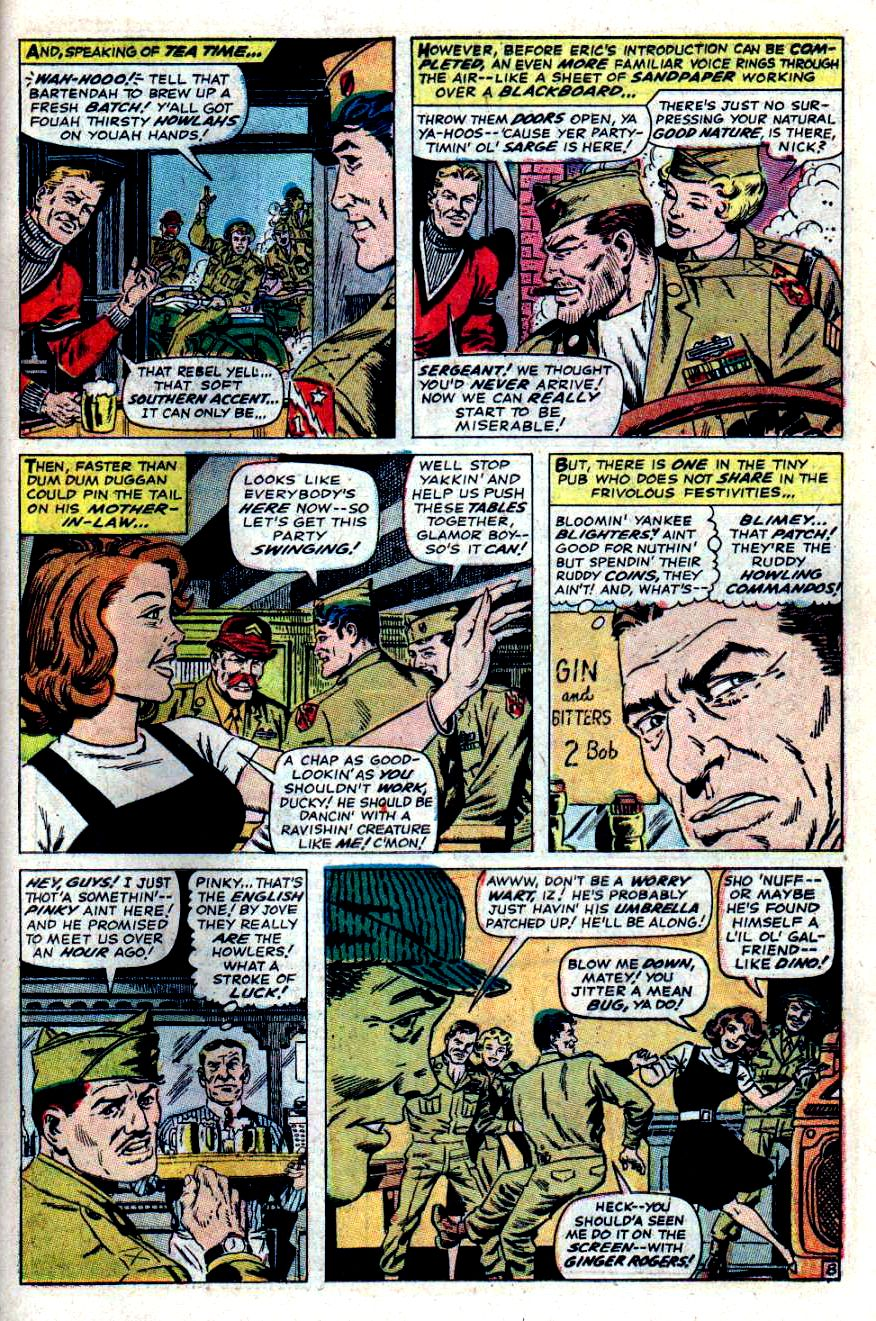 Read online Sgt. Fury comic -  Issue #47 - 11