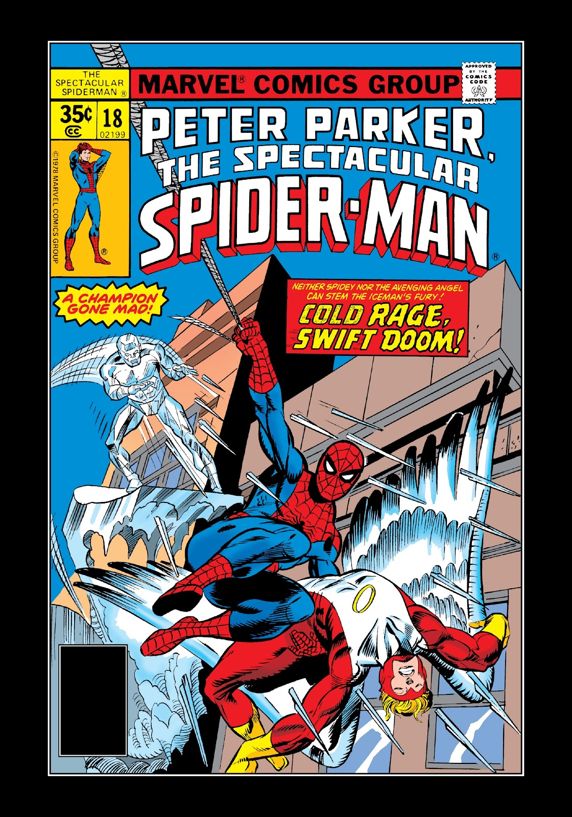 Read online Marvel Masterworks: The Spectacular Spider-Man comic -  Issue # TPB 2 (Part 1) - 45