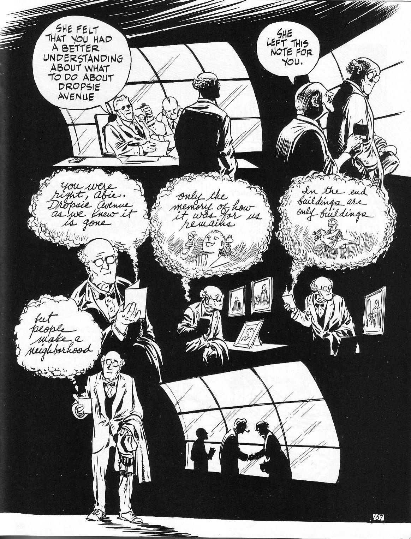 Read online Dropsie Avenue, The Neighborhood comic -  Issue # Full - 169