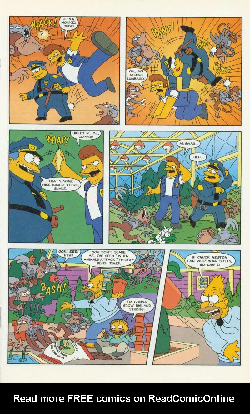 Read online Simpsons Comics comic -  Issue #41 - 18
