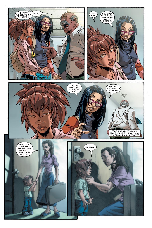 Read online Amazing Fantasy (2004) comic -  Issue #1 - 10