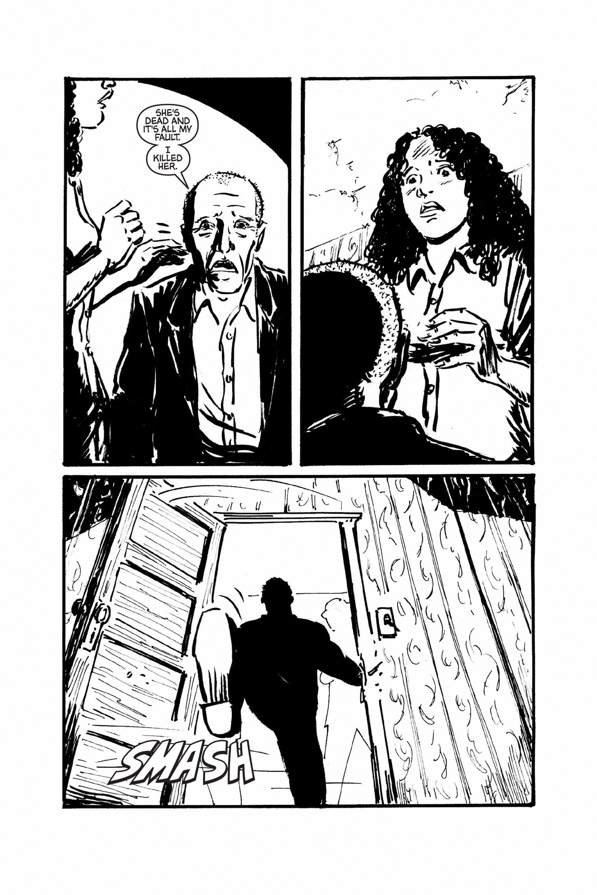 Read online Tumor comic -  Issue # TPB - 129