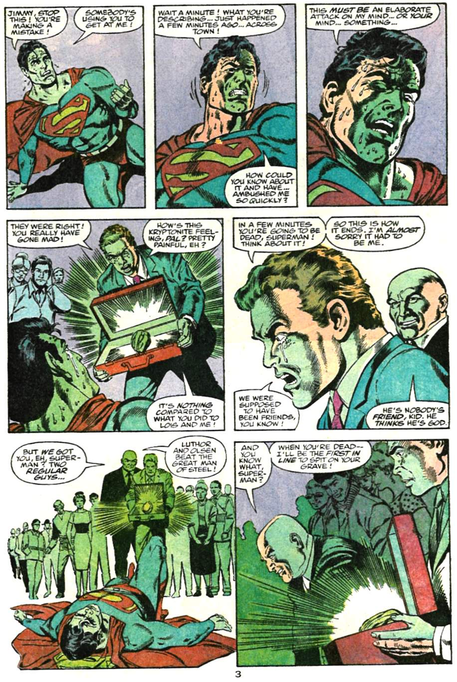 Read online Adventures of Superman (1987) comic -  Issue #479 - 4