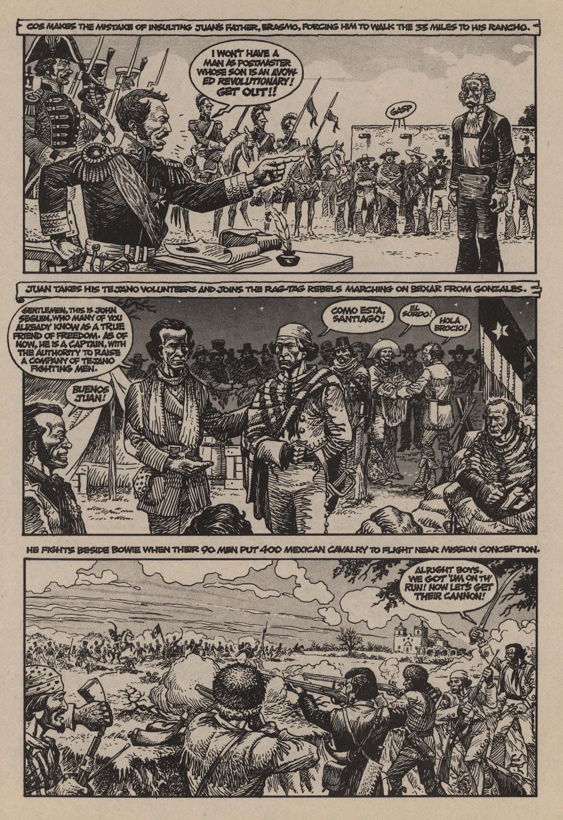 Recuerden el Alamo issue Full - Page 30