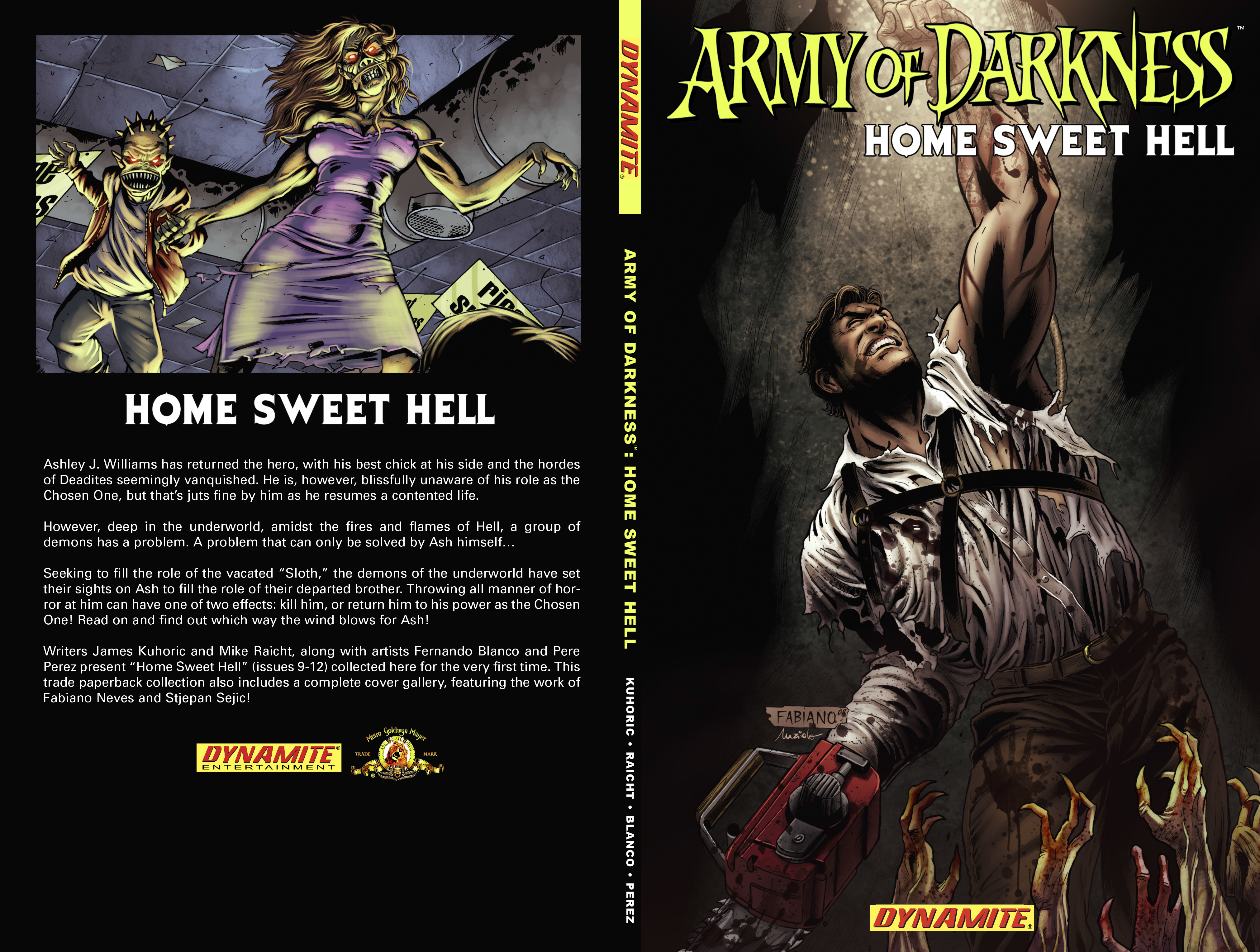 Army of Darkness: Home Sweet Hell TPB Page 1