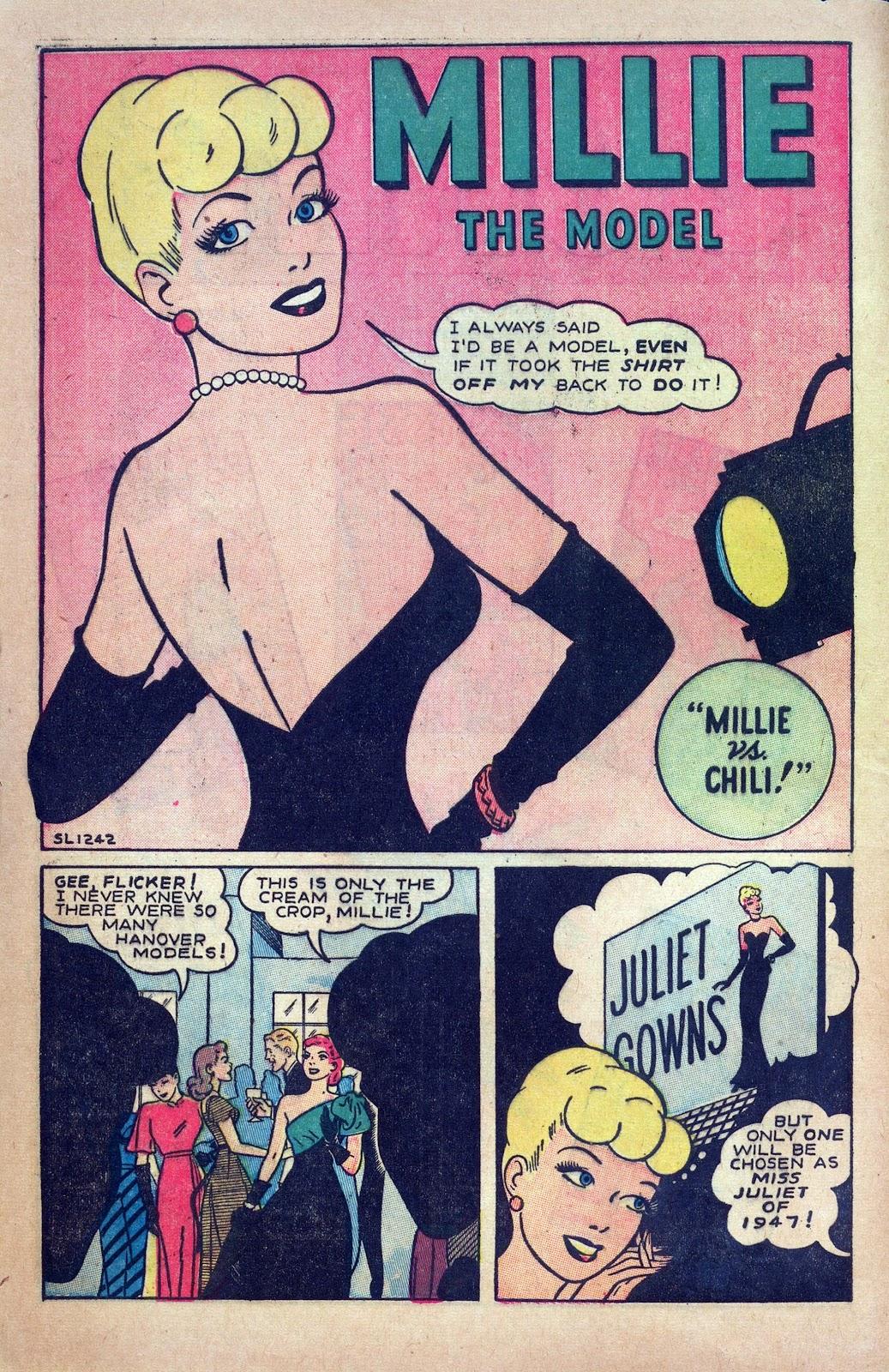 Read online Joker Comics comic -  Issue #28 - 4