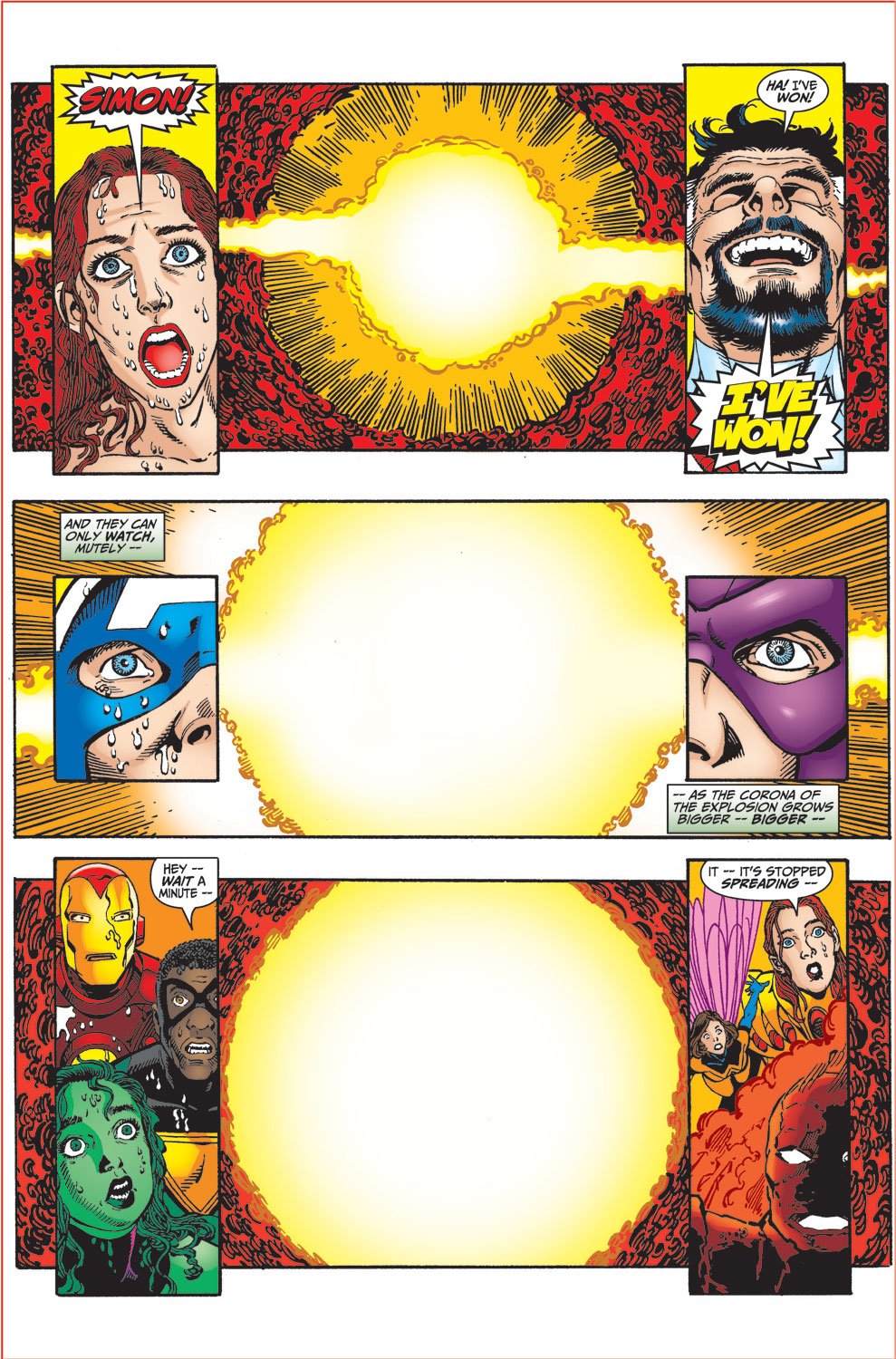 Read online Avengers (1998) comic -  Issue #34 - 29