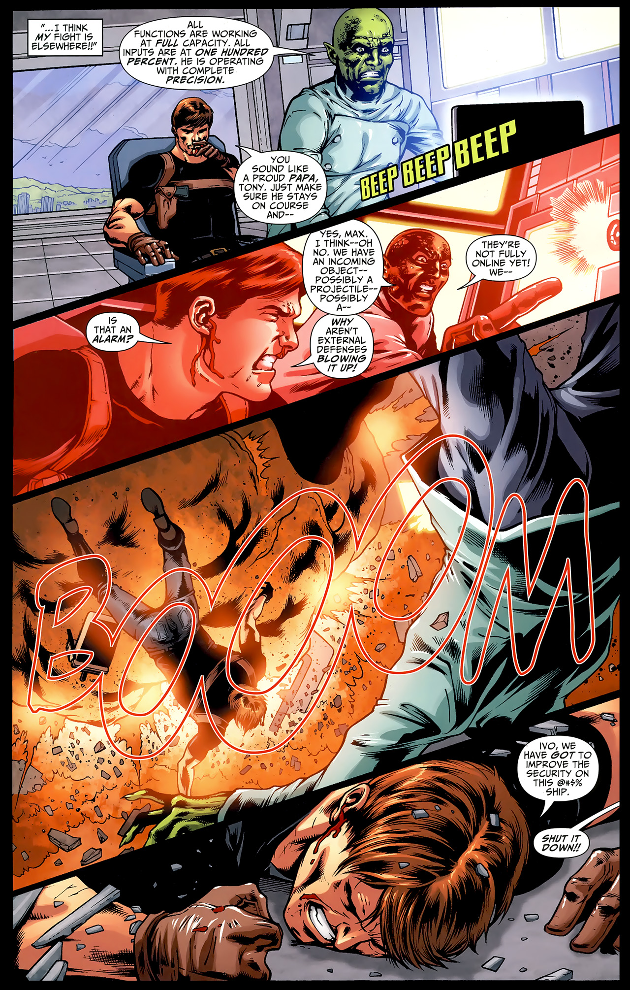 Read online Justice League: Generation Lost comic -  Issue #23 - 18